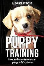 Puppy Training - Book cover