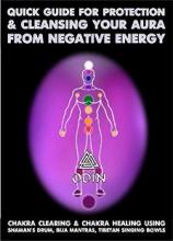 Quick Guide For Protection And Cleansing Your Aura From Negative Energy - Book cover