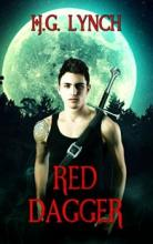 Red Dagger - Book cover