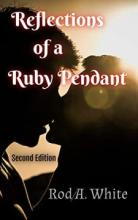 Reflections of a Ruby Pendant - Book cover