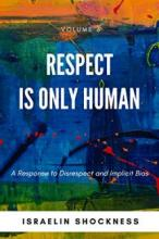 Respect is Only Human - Book cover