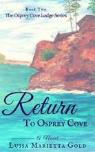 Return to Osprey Cove - Book cover