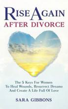 Rise Again After Divorce - Book cover