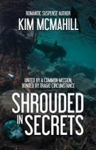 Shrouded In Secrets - Book cover