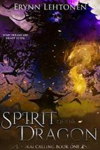 Spirit of the Dragon - Book cover