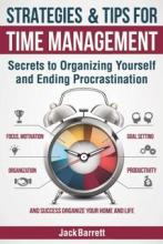 Strategies and Tips for Time Management - Book cover
