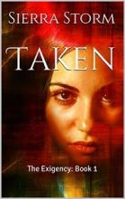 Taken (book) by Sierra Storm