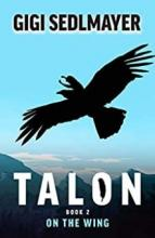 Talon, on the wing - Book cover