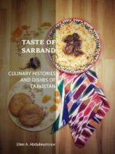 Taste of Sarband - Book cover