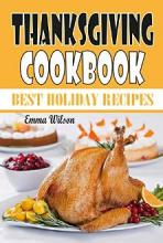 Thanksgiving Cookbook - Book cover