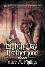 The Eighth Day Brotherhood (book) by Alice M. Phillips