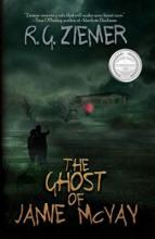 The Ghost of Jamie McVay - Book cover