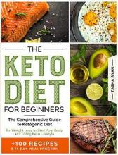 THE KETO DIET FOR BEGINNERS - Book cover