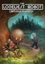 The Loneliest Robot - Book cover