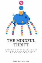 The Mindful Thrift - Book cover