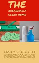 The Organically Clean Home - Book cover