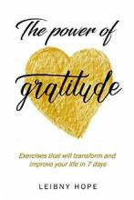The power of gratitude - Book cover