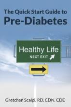 The Quick Start Guide To Pre-Diabetes - Book cover