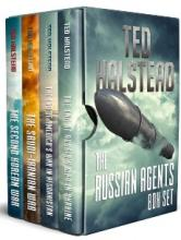 The Russian Agents Box Set - Book cover