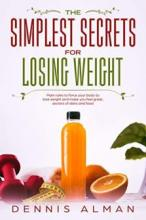The Simplest Secrets For Losing Weight - Book cover
