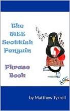 The Wee Scottish Penguin Phrase Book - Book cover