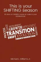 This is your SHIFTING season - Book cover