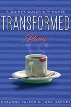 Transformed: Paris (book) by Suzanne Falter