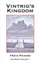 Vintrig's Kingdom - Book cover