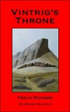 Vintrig's Throne - Book cover