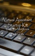 Virtual Assistant Start-up Kit - Book cover