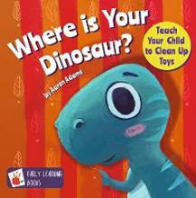 Where is Your Dinosaur? - Book cover