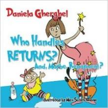 Who Handles Returns? And, Maybe, Repayment? (book) by Daniela Gherghel