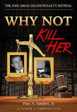 Why Not Kill Her - Book cover