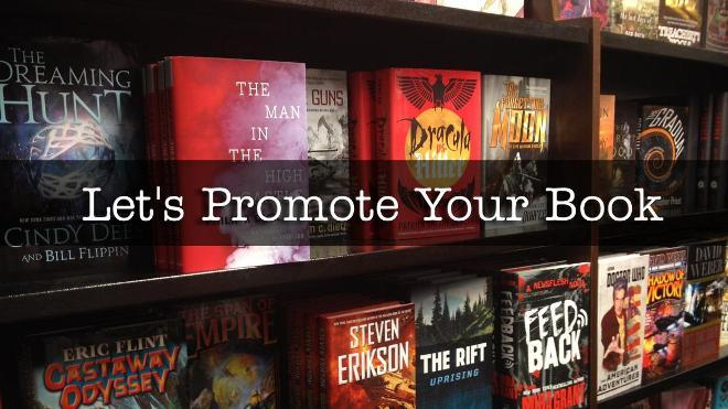 Let's Promote Your Book