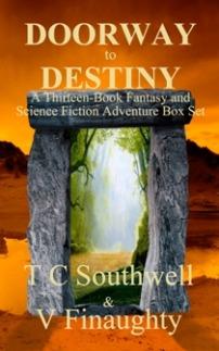 Doorway to Destiny - Box set cover