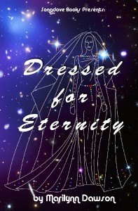 Dressed for Eternity - Book Cover