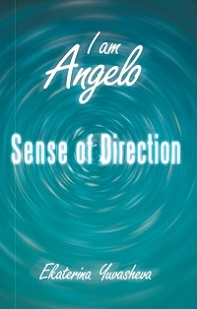 I Am Angelo: Sense of Direction - Book Cover