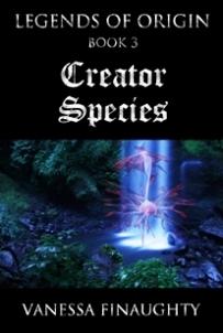 Legends of Origin 3 - Book Cover