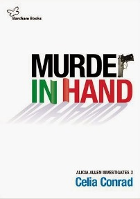 Murder in Hand - Book Cover