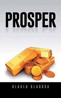 PROSPER - Book Cover