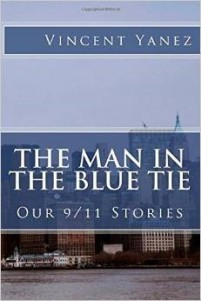 The Man In The Blue Tie - Book Cover