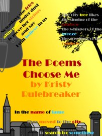 The Poems Choose Me (book) by Kristy Rulebreaker