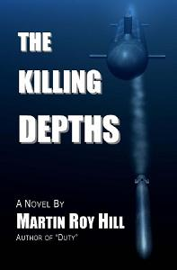 The Killing Depths - Book Image Did Not Load!