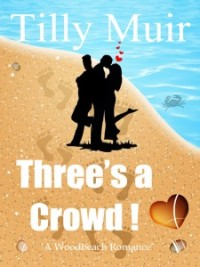 Three's a Crowd (book cover)