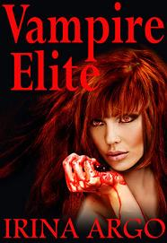 Vampire Elite - Book Image Did Not Load!