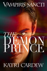 Vampiris Sancti: The Demon Prince (book image did not load)