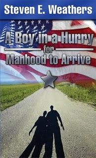A Boy in a Hurry for Manhood to Arrive - Book Image Did Not Load.
