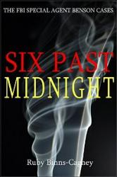 Six Past Midnight - Book Cover