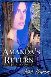 Amanda's Return - Hunter's Find 2