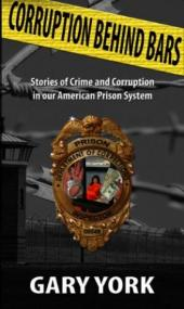 Corruption Behind Bars (book cover)